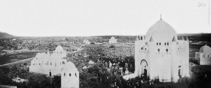 Məsumların (ə) Bəqidəki hərəmlərinin dağıdılmasından 96 il ötür