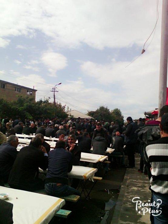 "Gürcüstanda ""Aşura"" (Foto)"