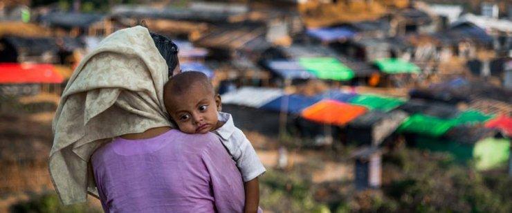 Myanmada bir ay ərzində minlərlə arakanlı müsəlman öldürülüb