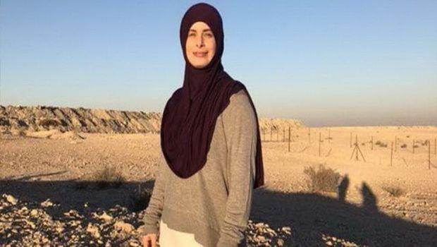 Qarşısına islamla mübarizə aparmağı məqsəd qoyan Amerikalı xanım sonda hicabı seçdi