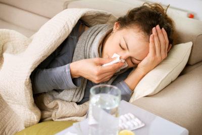 Qrip infarkt riskini 6 dəfə artırır