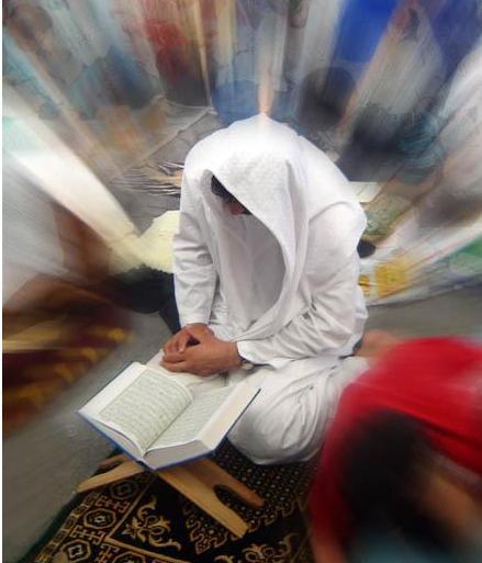 Allah sizin hacətinizi bilir, amma istəyir ki, bəndəsi hacətini Ona desin