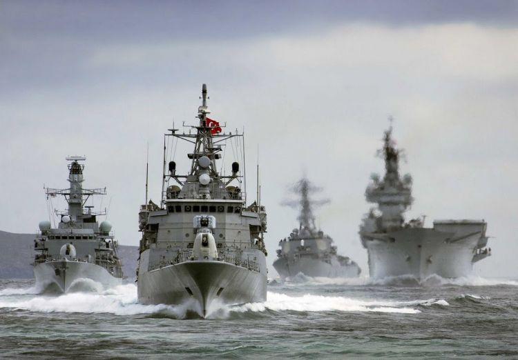 Türkiyə-Gürcüstan hərbi-dəniz təlimləri keçiriləcək