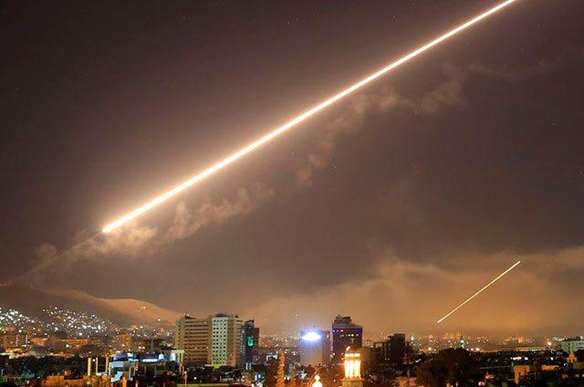 Suriyadakı son əməliyyata 240 milyon dollar xərclənib - Raketin biri 1 milyon 590 min dollardır
