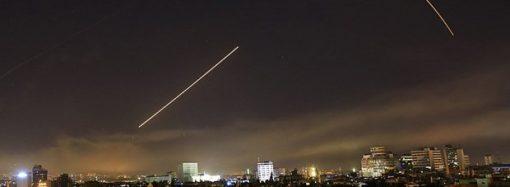 Suriya ABŞ-ın hərbi hücumunu 70-ci illərin raketləri ilə dəf edib