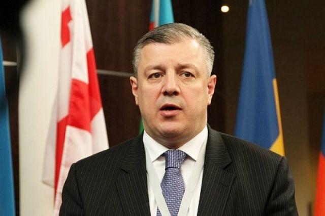 """Giorgi Kvirikaşvili: """"Ölkədə qarşıdurmaya yol verilməyəcək"""""""