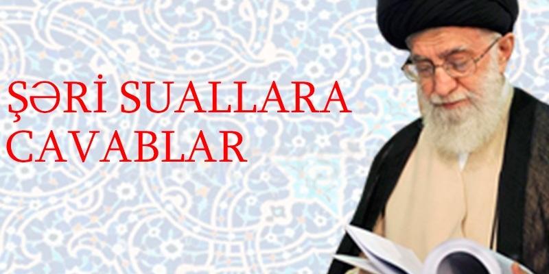 Ramazan ayının orucunun qəzasını iftar (batil) etməyin kəffarəsi