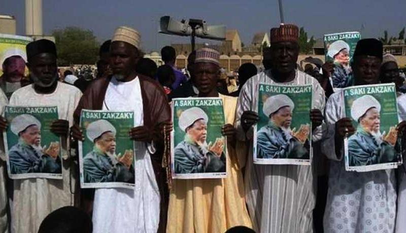 Nigeriya şiələrinin lideri Şeyx Zəkzaki məhkəmə qarşısına çıxarıldı