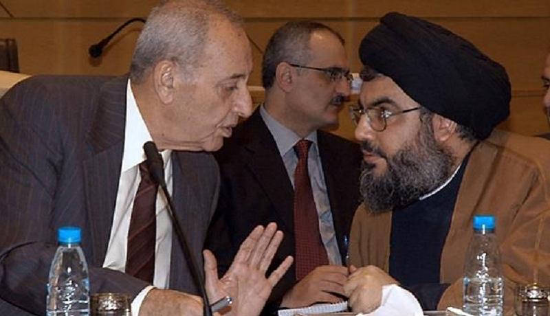 Hizbullahın müttəfiqi Livan Parlamentinin sədri oldu
