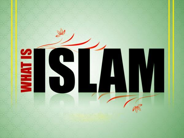 İslam elə bir dindir ki, onu ağılla sübut etmək mümkündür və etiqadda məcburiyyət yoxdur