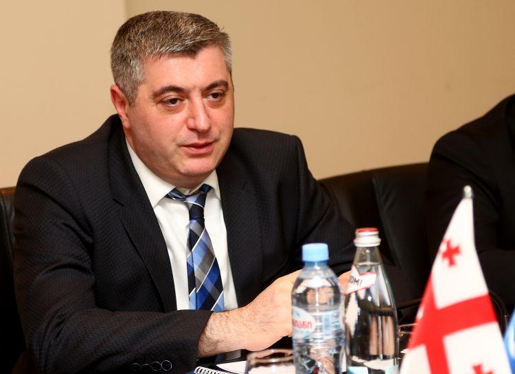Gürcüstanın hökumət administrasiyasına yeni rəhbər təyin olunub