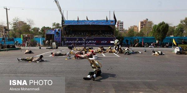 İranda baş vermiş terror ilə əlaqədar başsağlığı