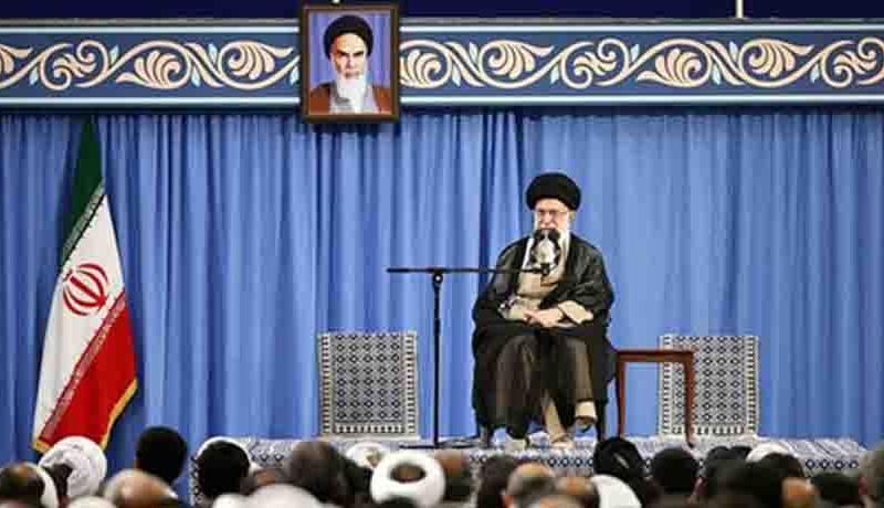 Ayətullah Xamenei: İrandan yanlış imic təqdim etmək, düşmənin ən mühüm gündəmidir