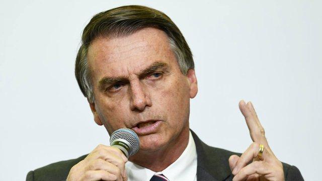 Braziliyanın prezidenti Qüds məsələsilə bağlı qərarından geri çəkildi