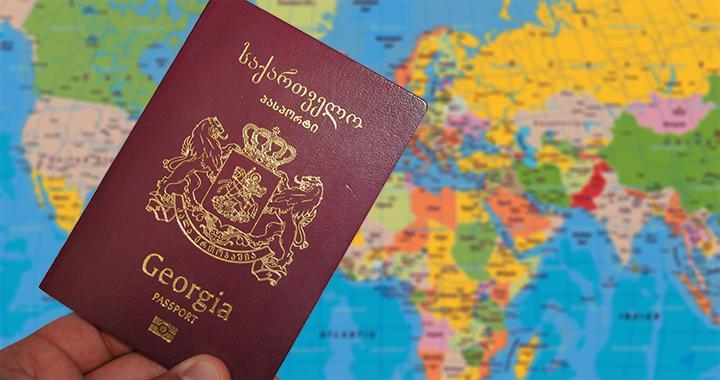 Dünyada ən güclü pasportların sıralamasında Gürcüstan dahada irəli gedib