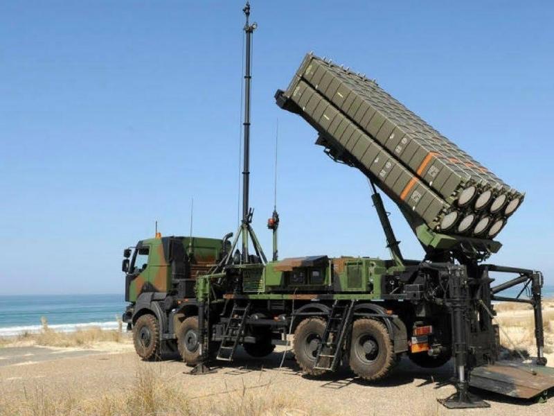 Gürcüstan hava hücumundan müdafiə sistemlərinin alınmasıyla bağlı müqaviləyə imza atıb