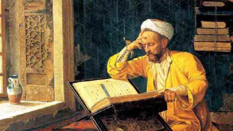 Əyyaş şair, yoxsa dahi alim?