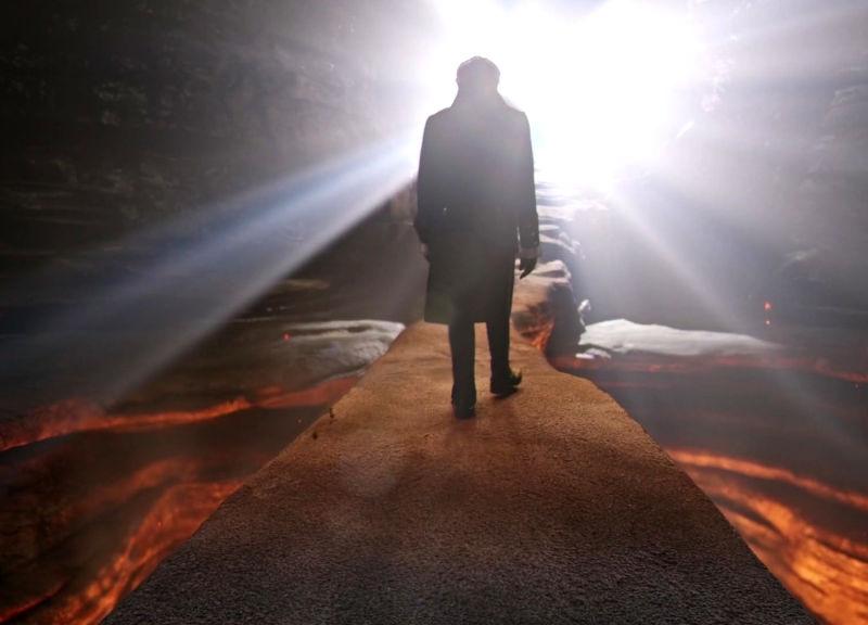 Şeytan (lən) ən böyük silahını insanın can verən anına saxlamışdır