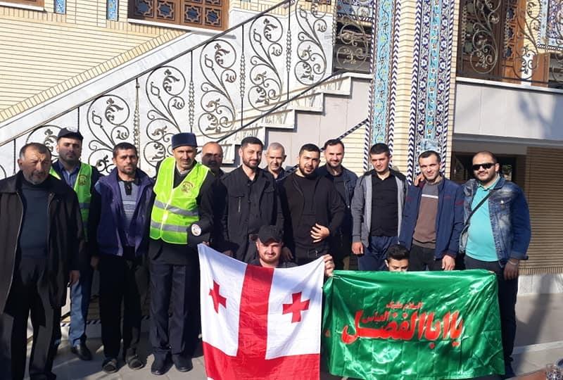 Marneuli İmam Hüseyn (ə) adına məscid (Foto)