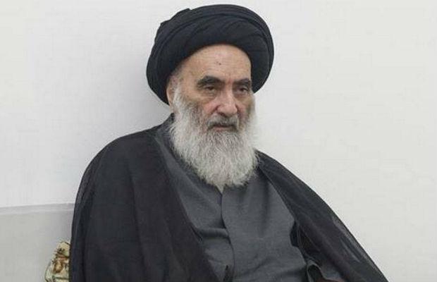 Ayətullah Sistani İrana qarşı ABŞ sanksiyalarına münasibət bildirdi