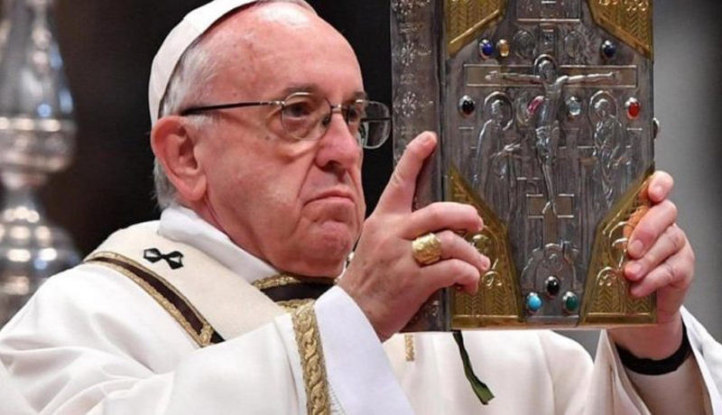 Roma Papası: Həzrəti İsanın sözləri təhrif edilib