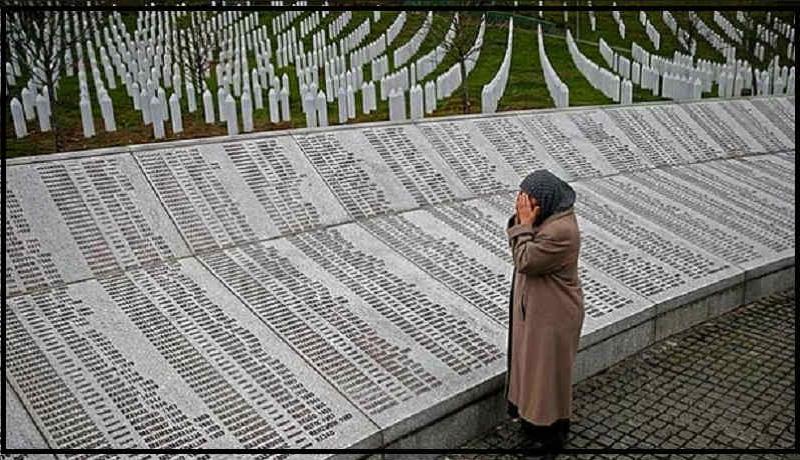 8372 müsəlmanın öldürüldüyü Srebrenitsa qətliamından 24 il ötür