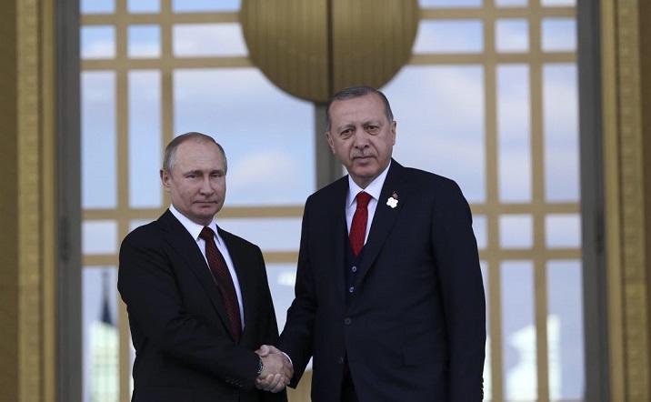 Putinlə 6 saatlıq görüş: Ərdoğan tarixi razılaşmanı açıqladı