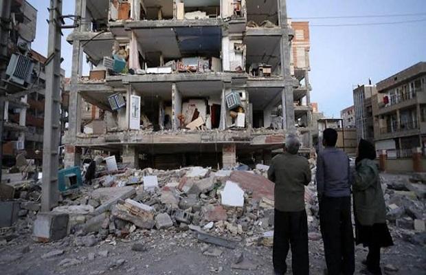 İranda baş verən zəlzələdən 500-dən artıq insan xəsarət alıb