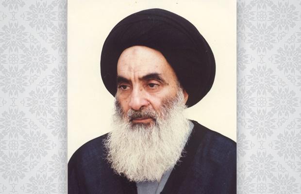 Ayətullah Sistani iraqlı etirazçıları xarici müdaxiləyə imkan verməməyə çağırdı