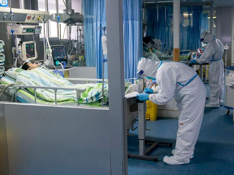 Koronavirusdan sağalanların sayı 100 000-i keçdi