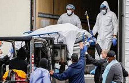 ABŞ-da bir gündə 216 nəfər koronadan öldü
