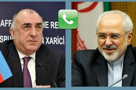 """Zərif: """"Azərbaycanın ərazi bütövlüyünün qorunması İranın regional strategiyasıdır"""""""
