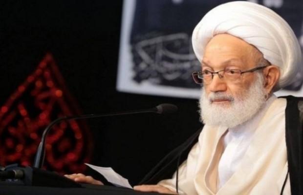İsa Qasim İslam dininin Bəhreyndə hədəfə alındığını bəyan etdi