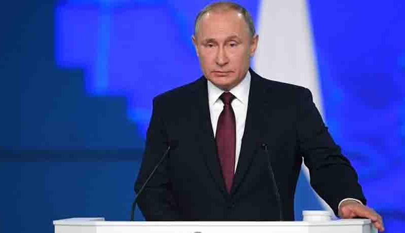 Putin: Quranın əsasını ədalət və mərhəmət təşkil edir
