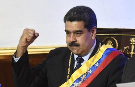 Venesuela ABŞ təyyarəsini vurdu