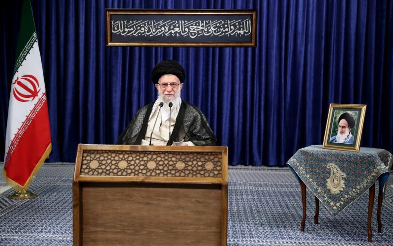 """Ali Dini Rəhbər: """"İran dünya güclərinə qarşı təkbaşına döyüşdü"""""""