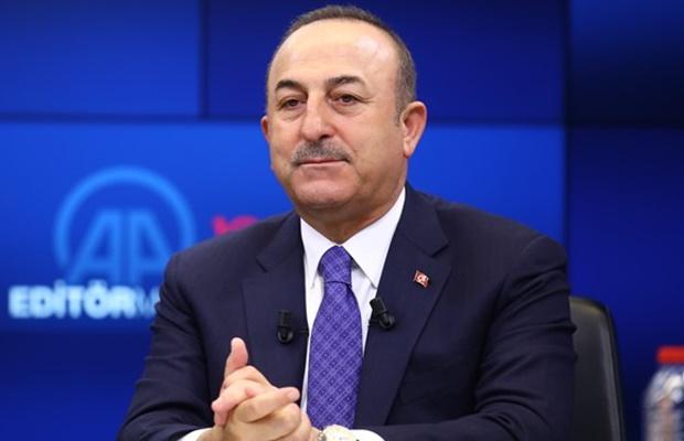 """Çavuşoğlu: """"Dağlıq Qarabağda sülh üçün əlimizdən gələni edəcəyik"""""""