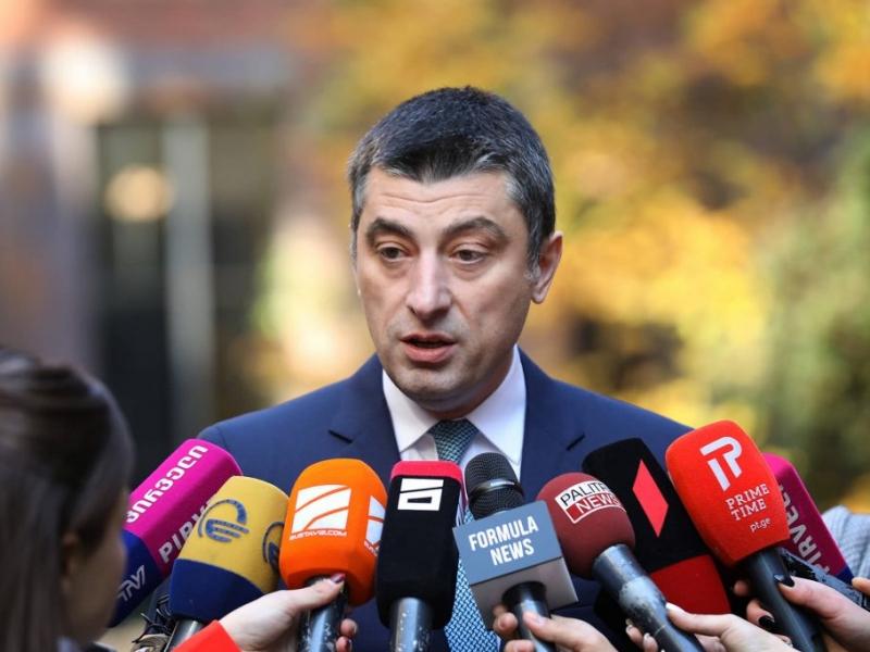 Baş nazir Gürcüstanda virusun ikinci dalğasının başladığını açıqladı