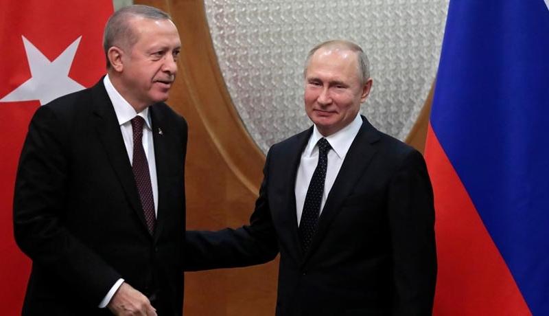Putin və Ərdoğan arasında ilk Qarabağ müzakirəsi