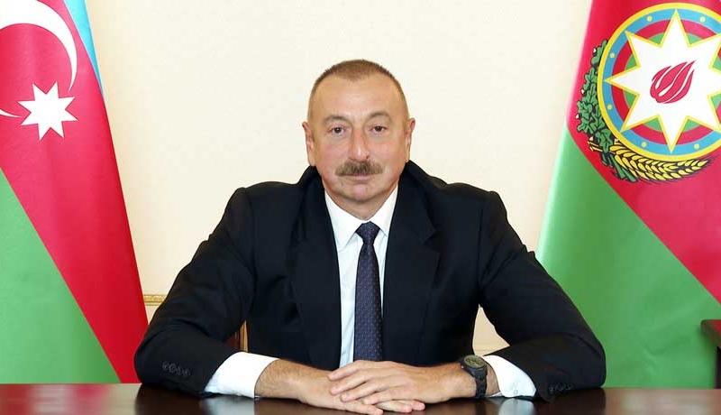 Prezident İlham Əliyev: Füzuli şəhəri və bir neçə kənd işğaldan azad edildi