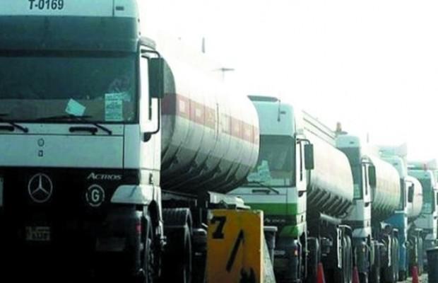 ABŞ Suriyadan 120 tanker neft oğurladı
