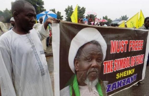 Nigeriyada Şeyx Zəkzakiyə dəstək aksiyasına sərt müdaxilə edildi