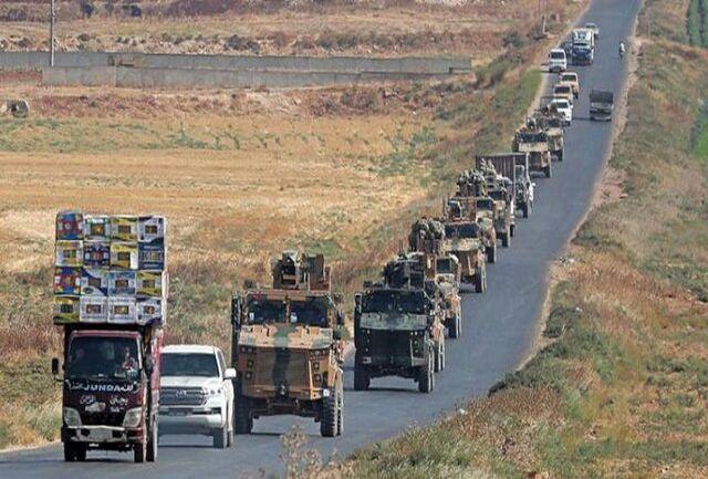 ABŞ koalisiyası Suriyaya 50 yük maşını silah göndərib