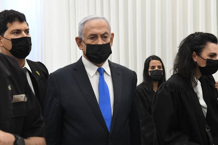 Netanyahu üçüncü dəfə hakim qarşısına çıxarıldı