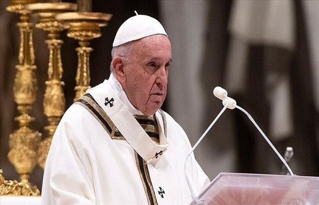 Roma Papası dünya ictimaiyyətinə səsləndi