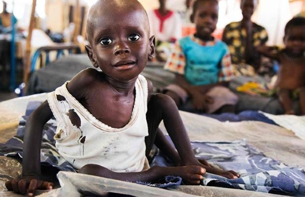 Sudanlı uşaqların mövcud vəziyyəti açıqlandı