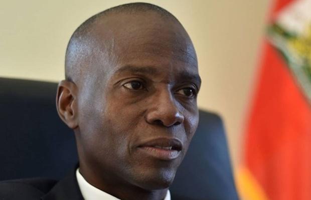 Haiti prezidenti öldürüldü