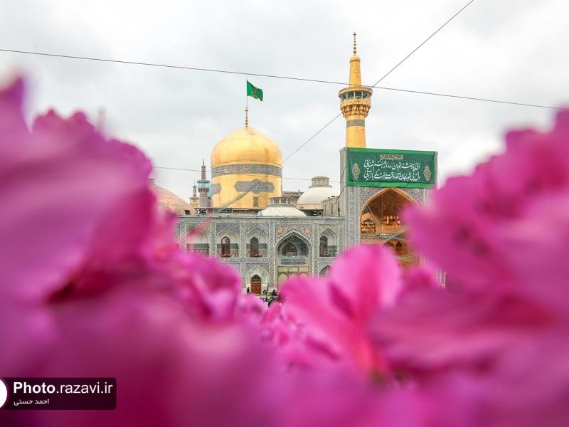 Belaruslu xanım İmam Rzanın (ə) hərəmində İslam dinini qəbul etdi