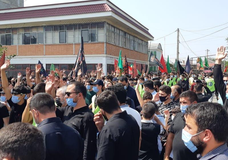 """Gürcüstanda izdihamlı """"Tasua"""" yürüşü keçirildi (Foto-Video)"""
