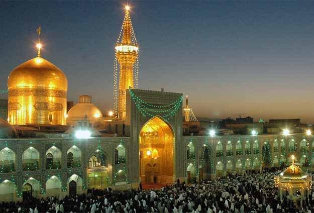 İmam Rzanın (ə) ziyarətgahında 15 xristian İslamı qəbul etdi